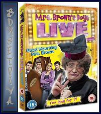 MRS BROWNS BOYS LIVE TOUR - GOOD MOURNING MRS BROWN *BRAND NEW   ***