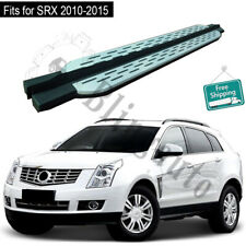 Fits for Cadillac SRX 2010-2015 2PCS side step running board pedals protect bar