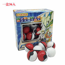 Pokemon Ball 36pcs/lot Small mega Monsters Pokeball Model Toy Boy&Girl Fun