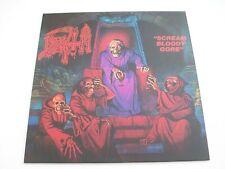 DEATH RARE LP SCREAM BLOODY GORE EXCELLENT ETAT
