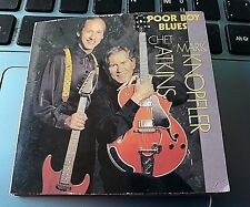 Mark Knopfler / Chet Atkins - Poor Boy Blues + 2 Tracks   special size cd (8cm)