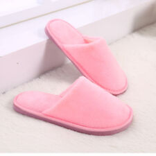 Women Cotton Plush Warm Slippers Home Indoor Winter Slippers Shoes