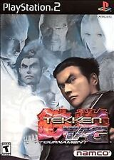 Tekken Tag Tournament (Sony PlayStation 2, 2000)