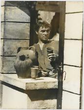 Giorgio Albertazzi, la vita di Dante  Vintage silver print Tirage argentique