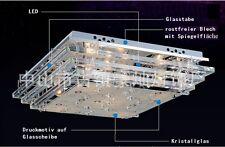 LED Deckenleuchte Deckenlampe in 3 Stufen, 40x40x12cm