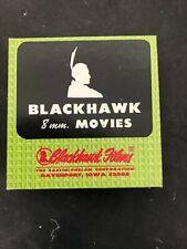 Vtg Blackhawk Films 8mm Desperate Scoundrel Mack Sennett Ford Sterling