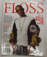 Floss Magazine T.I. The King Of The South Spring 2006 070815R