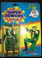 """1985 Super Powers """"Green Arrow"""" Unopened. By Kenner"""