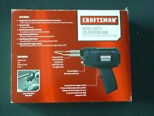 HEAVY DUTY SOLDERING GUN ( 230/150 WATT)...By CRAFTSMAN  MODEL # 09/54046