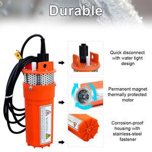 12V Submersible Deep DC Solar Well Water Pump Battery Alternate Energy 4