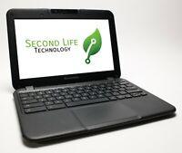 "Lenovo N21 11.6"" LED Chromebook Intel N2840 2.16GHz 4GB Ram 16GB SSD 80MG0001US"