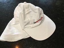 Boys Ripcurl Sun Hat , White Legionnaire Style
