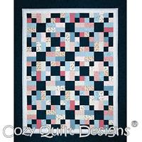 Bab's Quilt Quilt Pattern - Cozy Quilt Designs