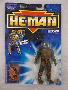 Lizorr He-Man New Adventures Masters Of The Universe Vintage Action Figure MOC