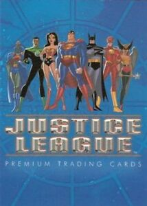 JUSTICE LEAGUE BASE / BASIC CARDS 1 TO 81 .BY INKWORKS   CHOOSE