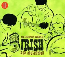 Absolutely Essential Irish Songs (2010, CD NIEUW)3 DISC SET