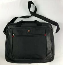 "d22f763ca Victorinox Wenger Swiss Army Gear 13.5""Laptop Bag Messenger Travel 2""x15""x12"