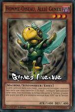 Yu-Gi-Oh ! Homme-Oiseau, Allié Genex (Ally Birdman) SDSE-FR020 (SDSE-EN020) VF