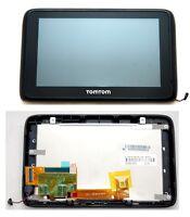 NEW OEM TomTom LCD Screen & Bezel Case GPS LMS430HF28 Part GO 2405 2435 PRO 7100