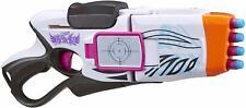 NERF Rebelle CORNERSIGHT Dart Pink & White BLASTER Corner Sight Darts Brand New
