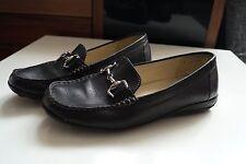 Geox Loafers/aus Echtleder für die Freizeit