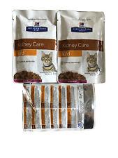 Hills Prescription Cat Food - Beef Flavoured Renal Diet For Kidney Care