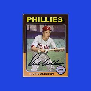 🔥RICHIE ASHBURN #'d/99 2019 Topps Archives Silver Philadelphia Phillies🔥