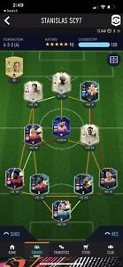 FIFA 21 Ultimate Team Squad PS5/PS4