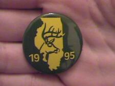 1995 Illinois Archery Deer Pin