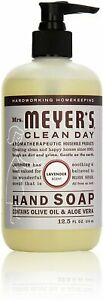 Clean Day Liquid Hand Soap by Mrs. Meyer's, 12.5 oz Lavender