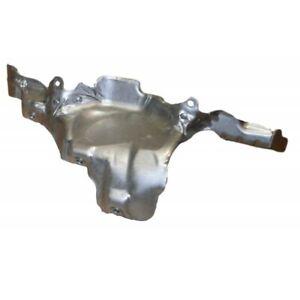 Ecran thermique échappement couvercle collecteur Peugeot Citroen 1.6h 1723T3