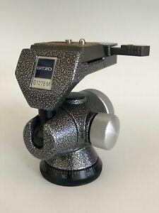 Gitzo G1276M Magnesium Ball Head w/ Quick Release Plate NICE