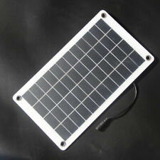 12V Outdoor Car Boat Yacht Solar Panel Trickle Battery Charger Power Supply