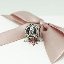 Genuine Pandora, Alphabet Letter, Initial, Vintage A, Bracelet Charm 791845CZ