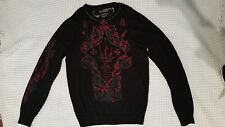 GUESS MENS KNIT JUMPER SIZE S