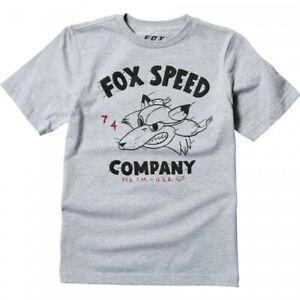 FOX YOUTH MEDIUM Bomber Short Sleeve Tee -NWT