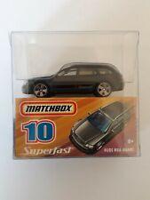 Matchbox USA Super Fast 2008 - #10 Audi RS6 Avant