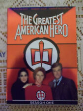 The Greatest American Hero - Season 1 (DVD, 2005, 3-Disc Set)