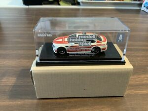 Matchbox Special BMW M5 Produced For Leipzig Toy Show 2016 White Body