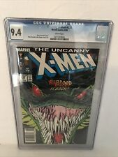 UNCANNY X-MEN 232 (1988) CGC 9.8 NM/M BROOD STORYLINE MARVEL COMICS WP