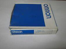 Omron E32-L25L Fiber Optic Sensor, Long Distance, New