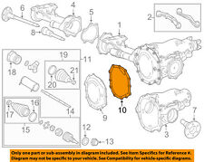 GM OEM Front Suspension-Differential Cover Gasket 20768579