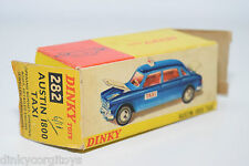 DINKY TOYS 282 AUSTIN 1800 TAXI ORIGINAL EMPTY BOX EXCELLENT CONDITION