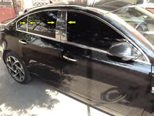2009-2016 Opel Insignia B-Säule Rahmen 6 tlg EDELSTAHL Chrome