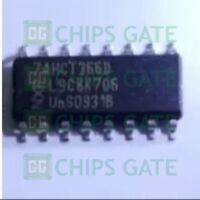 3PCS 74HCT366D SOP-16 Hex buffer/line driver; 3-state;