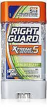 Right Guard Total Defense 5 Power Gel, Antiperspirant & Deodorant Active Cooling