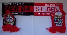 Orig.Schal   Europa League  2012/13   BAYER LEVERKUSEN - BENFICA LISSABON !! TOP