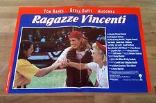 RAGAZZE VINCENTI fotobusta poster Madonna Geena Davis A League of Their Own AP24