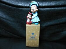 """Avon Gift Collection """"Minnie Mouse As Mrs. Cratchit"""" 1992 Ornament NEW"""
