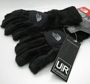 The North Face Official Women's Osito ETIP Gloves Black - Medium